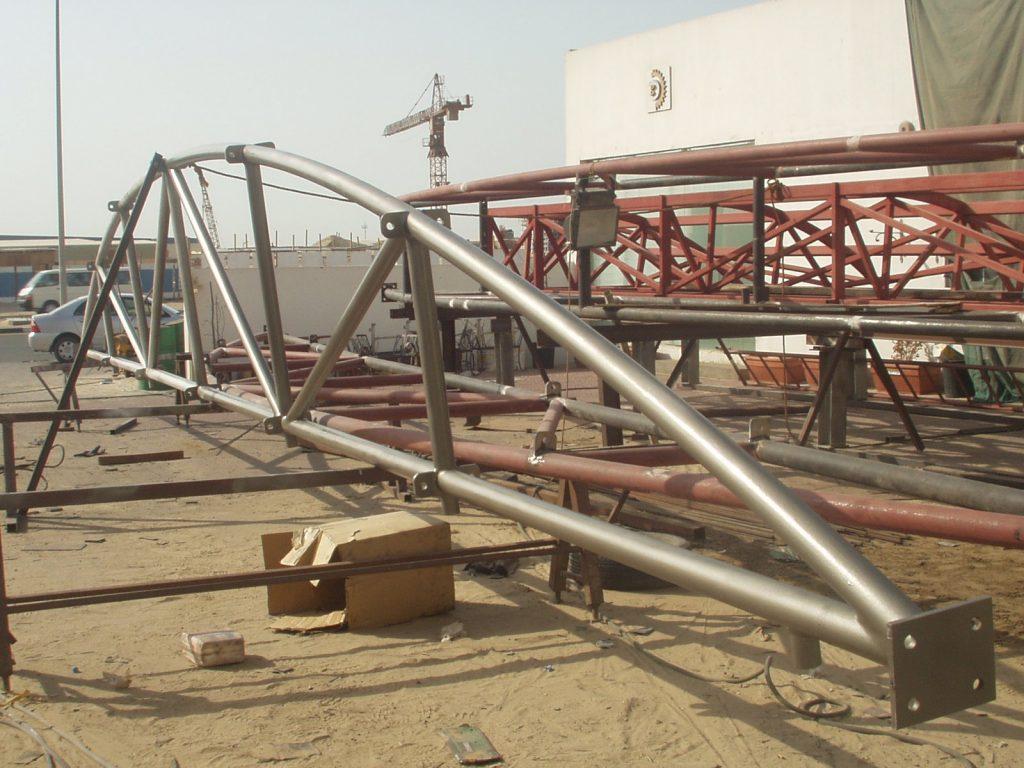 skylights fabricators and steel fabrication services