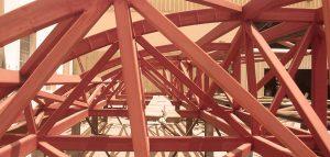 steel fabrication - fabrication of skylight structure - skylights fabricators and steel fabrication services