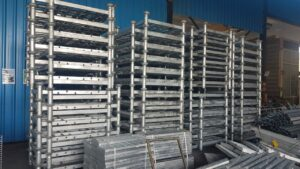 STEEL PALLETS SUPPLIERS-COLD STORE CONVERTER